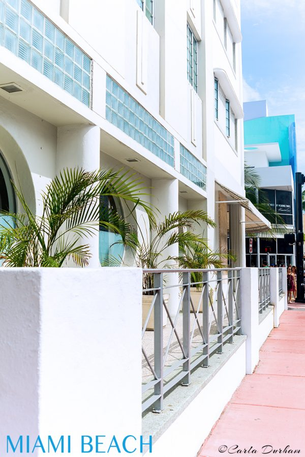 Miami Beach Art Deco hotel - Carla Durham - 50 Cities and counting
